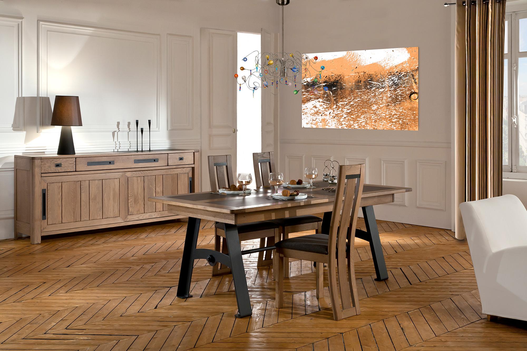 Les tendances incontournables des meubles de maison sont chez Loïc Gréaume, créateur d'intérieur à Bourg-Achard.