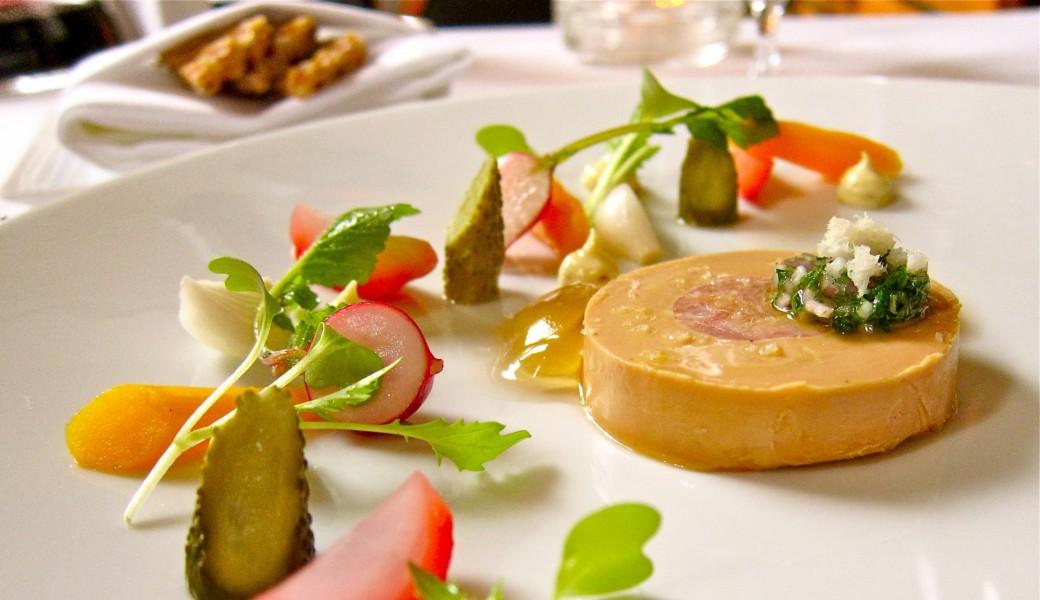 Cours de cuisine spécial foie gras